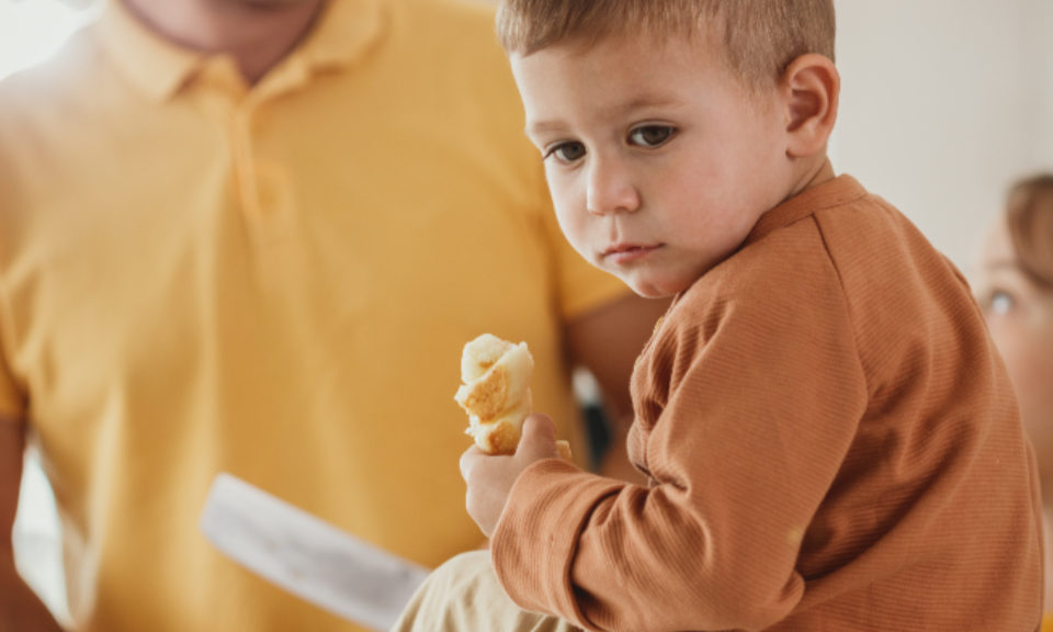 gyermek táplálkozás
